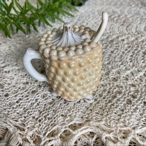 Vintage Ceramic Sugar Jar